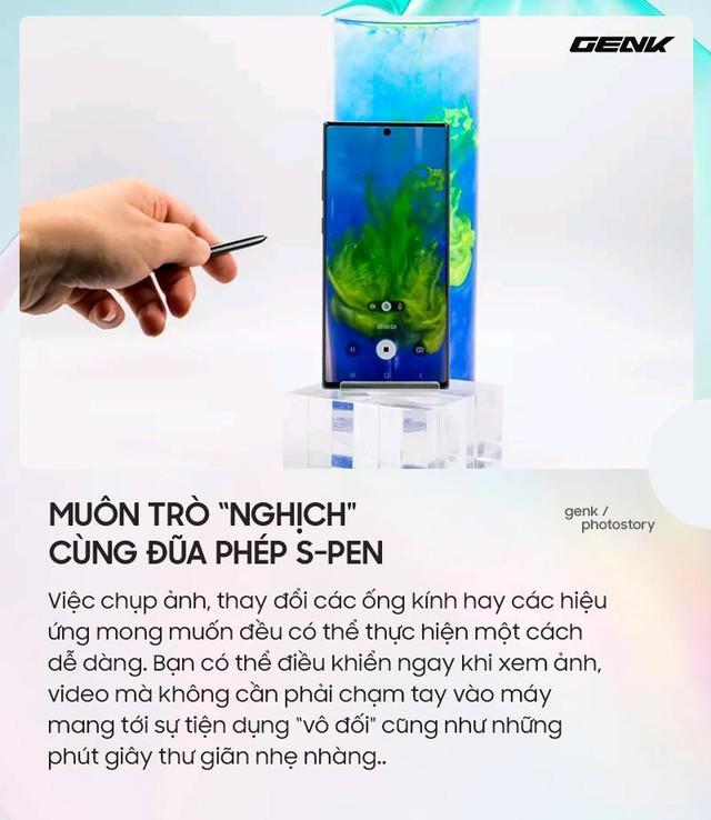 Điểm qua những tính năng dự kiến sẽ phá đảo thị trường của Galaxy Note 10 - Ảnh 7.
