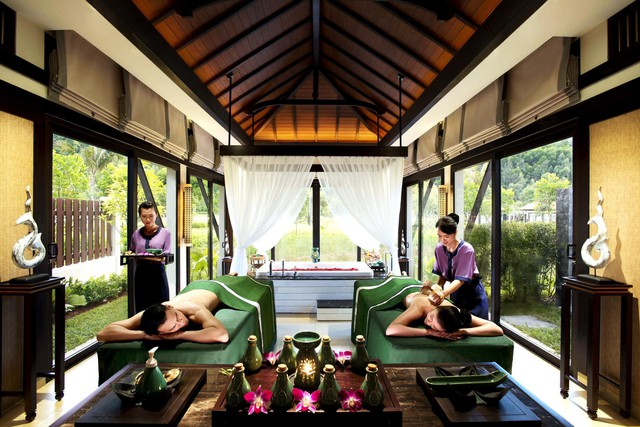 Vì sao thiết kế Spa của tập đoàn Banyan Tree tạo sự gắn kết giữa con người với thiên nhiên? - Ảnh 1.