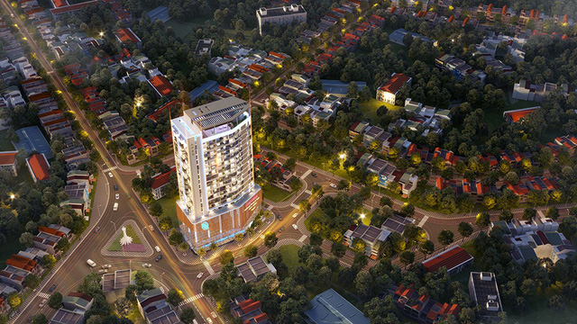 Thái Nguyên – Điểm sáng trên thị trường BĐS miền Bắc - Ảnh 1.