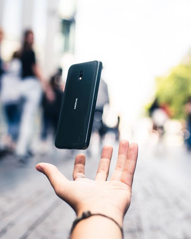 Tăng cường bảo mật điện thoại với Nokia 2.2 - Ảnh 3.