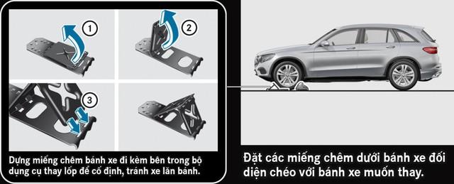 Làm gì khi lốp xe Mercedes-Benz bị thủng?  - Kỳ II - Ảnh 4.