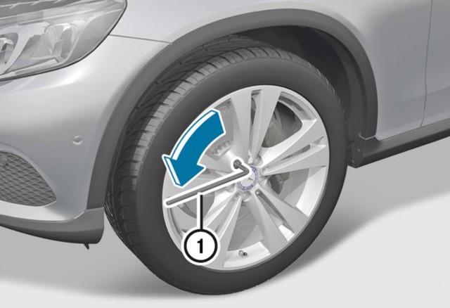 Làm gì khi lốp xe Mercedes-Benz bị thủng?  - Kỳ II - Ảnh 5.