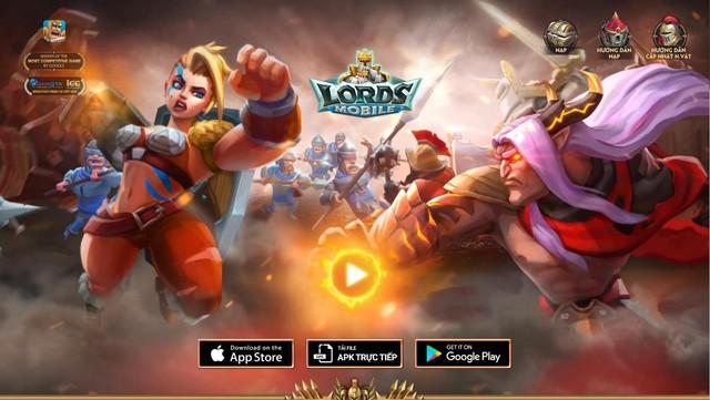 Gamota chính thức hợp tác IGG phát hành Lords Mobile tại Việt Nam - Ảnh 3.
