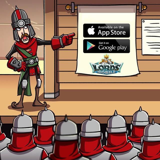 Gamota chính thức hợp tác IGG phát hành Lords Mobile tại Việt Nam - Ảnh 4.