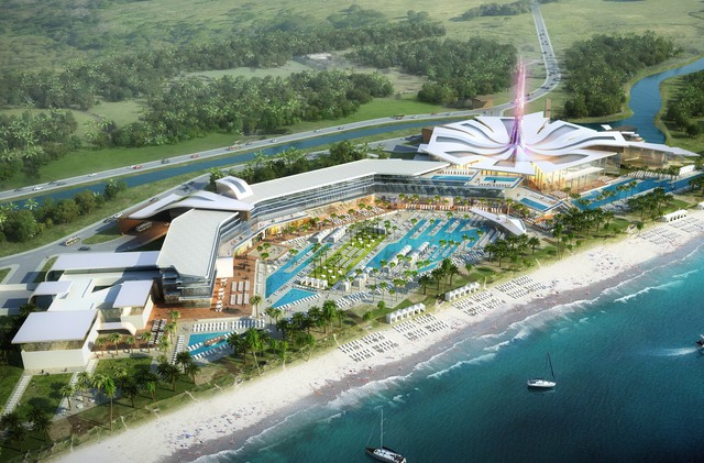 Tầm cỡ khu nghỉ dưỡng Casino thuộc tập đoàn Banyan Tree tại Laguna Lăng Cô, Huế - Ảnh 1.
