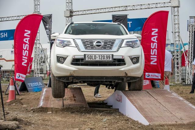 """""""Chuyển động thông minh cùng Nissan"""" trên đường thử chuyên biệt tại tỉnh Vĩnh Phúc - Ảnh 1."""