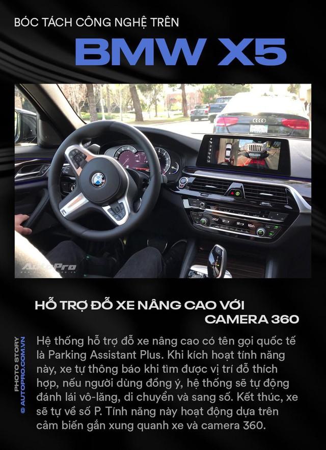 Bóc tách công nghệ trên BMW X5 tại Việt Nam: Tụ hội của những tinh tuý - Ảnh 4.