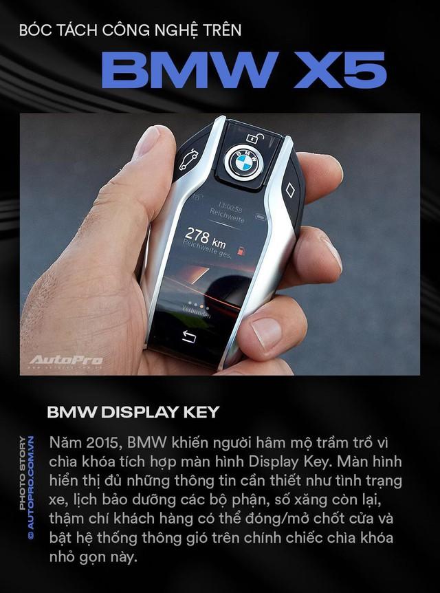 Bóc tách công nghệ trên BMW X5 tại Việt Nam: Tụ hội của những tinh tuý - Ảnh 6.
