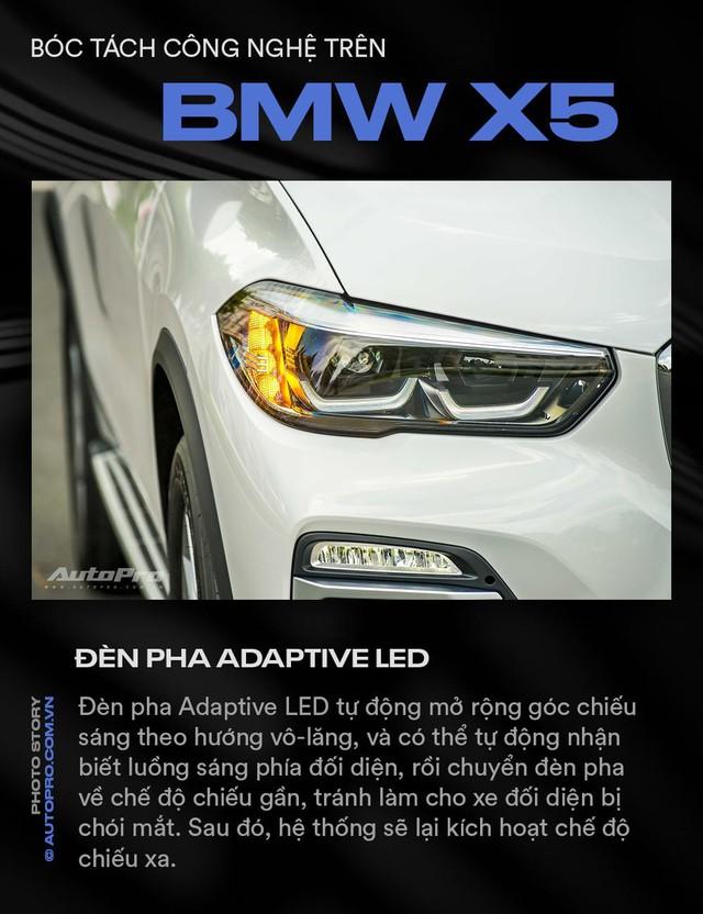 Bóc tách công nghệ trên BMW X5 tại Việt Nam: Tụ hội của những tinh tuý - Ảnh 8.