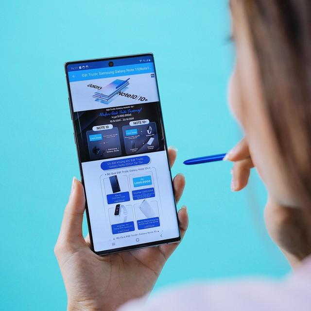 Ngày cuối rinh Note10 chỉ 21 triệu tại Tiki, ẵm trọn phụ kiện cao cấp trị giá hơn 5 triệu - Ảnh 1.