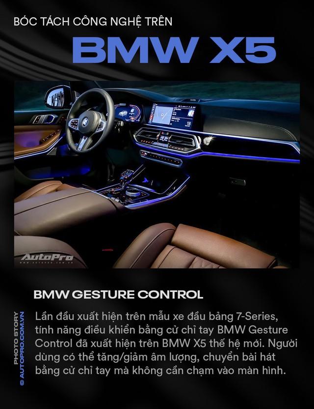 Bóc tách công nghệ trên BMW X5 tại Việt Nam: Tụ hội của những tinh tuý - Ảnh 5.