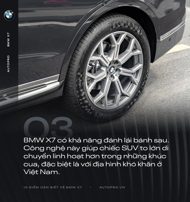 10 điểm cần biết về BMW X7 - SUV đầu bảng cho 'thượng đế' Việt - Ảnh 3.