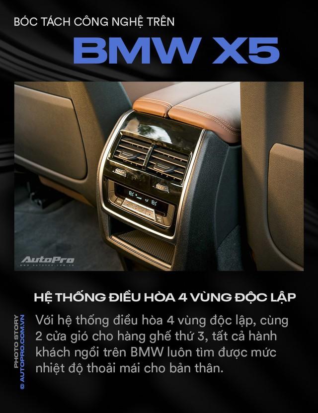 Bóc tách công nghệ trên BMW X5 tại Việt Nam: Tụ hội của những tinh tuý - Ảnh 7.