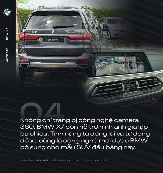 10 điểm cần biết về BMW X7 - SUV đầu bảng cho 'thượng đế' Việt - Ảnh 4.