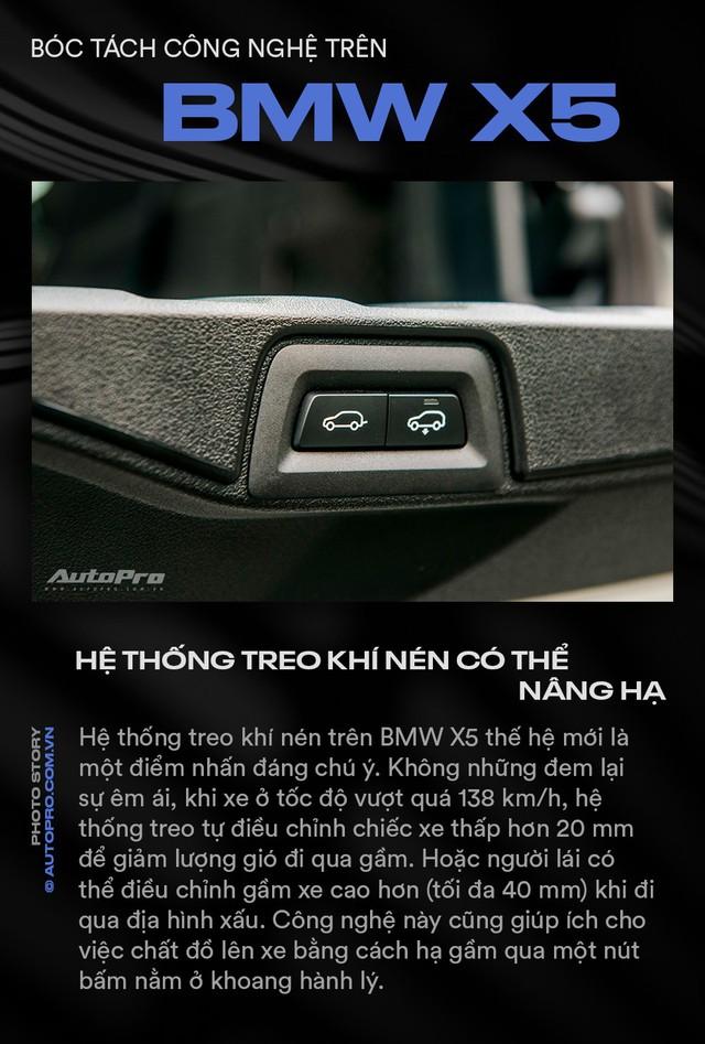 Bóc tách công nghệ trên BMW X5 tại Việt Nam: Tụ hội của những tinh tuý - Ảnh 9.