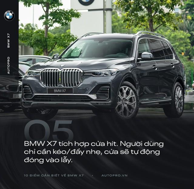 10 điểm cần biết về BMW X7 - SUV đầu bảng cho 'thượng đế' Việt - Ảnh 5.