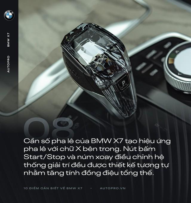 10 điểm cần biết về BMW X7 - SUV đầu bảng cho 'thượng đế' Việt - Ảnh 8.
