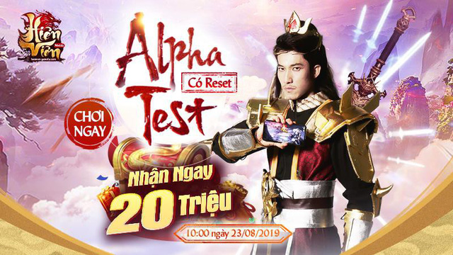 Hiên Viên Mobile chính thức Alpha Test – Nhanh tay nhận ngay 20 triệu Đồng - Ảnh 1.
