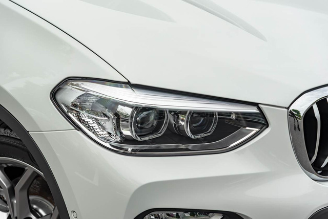 Bóc tách công nghệ nổi trội trên BMW X3: Không thua kém đàn anh X5 - Ảnh 1.