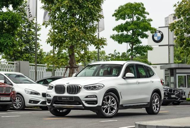 Bóc tách công nghệ nổi trội trên BMW X3: Không thua kém đàn anh X5 - Ảnh 2.