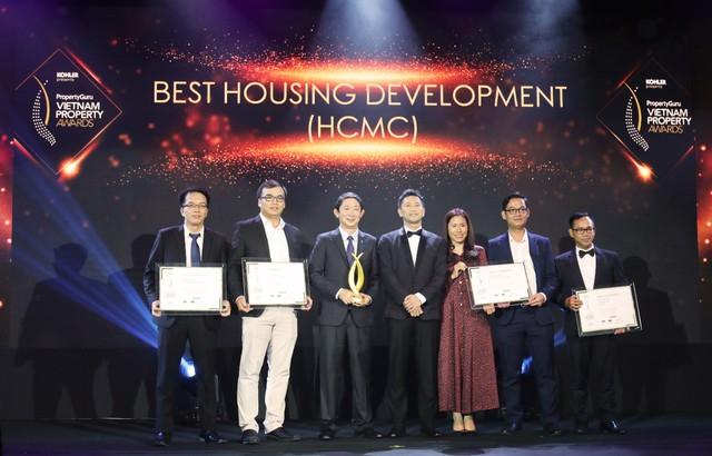 Chính thức công bố doanh nghiệp và dự án đạt giải Vietnam Property Awards 2019 - Ảnh 1.
