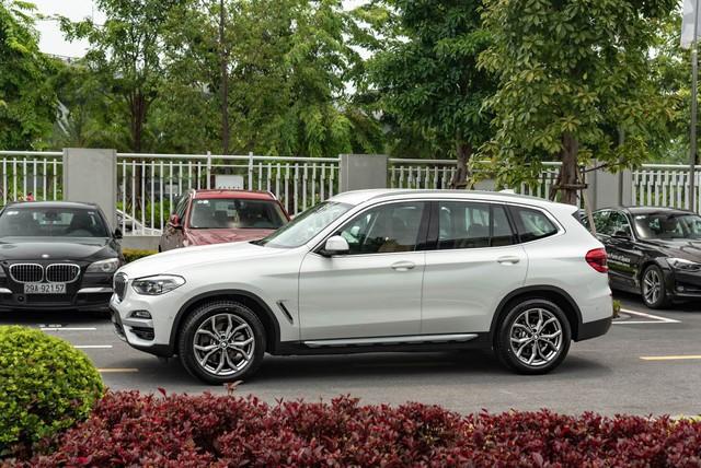 Bóc tách công nghệ nổi trội trên BMW X3: Không thua kém đàn anh X5 - Ảnh 3.