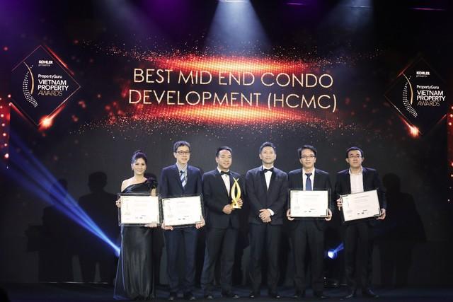 Chính thức công bố doanh nghiệp và dự án đạt giải Vietnam Property Awards 2019 - Ảnh 2.