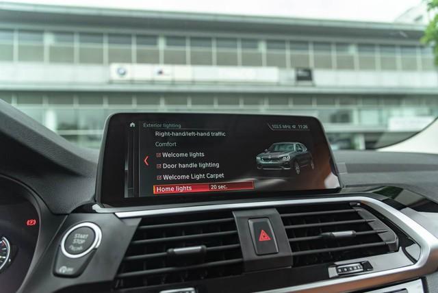 Bóc tách công nghệ nổi trội trên BMW X3: Không thua kém đàn anh X5 - Ảnh 5.
