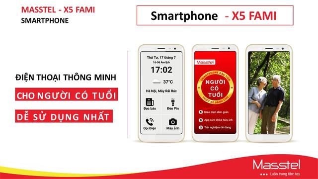 Tiên phong sản xuất smartphone cho người có tuổi – ý tưởng liều lĩnh nhưng đầy nhân văn của Masscom - Ảnh 4.