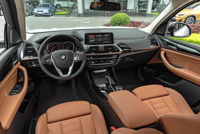 Bóc tách công nghệ nổi trội trên BMW X3: Không thua kém đàn anh X5 - Ảnh 6.