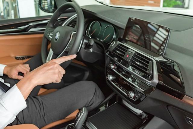 Bóc tách công nghệ nổi trội trên BMW X3: Không thua kém đàn anh X5 - Ảnh 7.
