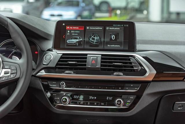 Bóc tách công nghệ nổi trội trên BMW X3: Không thua kém đàn anh X5 - Ảnh 9.