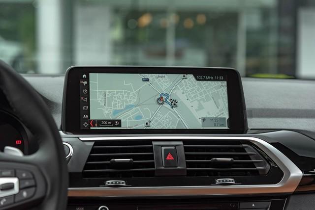 Bóc tách công nghệ nổi trội trên BMW X3: Không thua kém đàn anh X5 - Ảnh 10.