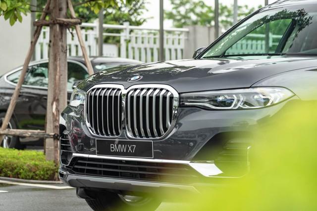 10 điểm cho thấy X7 là đỉnh cao công nghệ của BMW - Ảnh 1.