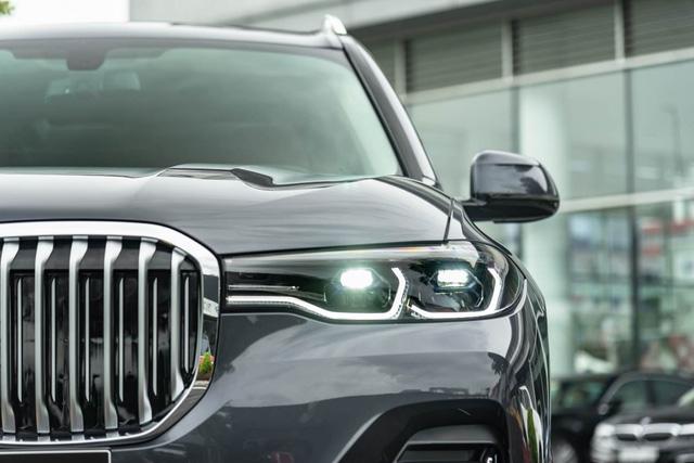 10 điểm cho thấy X7 là đỉnh cao công nghệ của BMW - Ảnh 2.