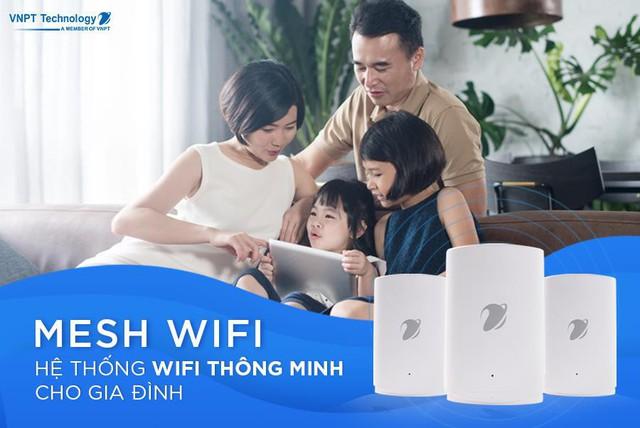 VNPT Technology chính thức ra mắt sản phẩm Easy Mesh Access Point – iGate EW12S - Ảnh 1.