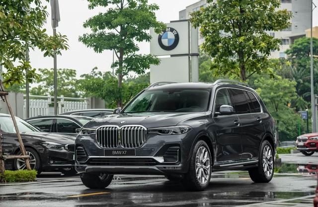 10 điểm cho thấy X7 là đỉnh cao công nghệ của BMW - Ảnh 3.