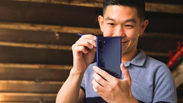 Galaxy Note10 và hành trình tám năm khuynh đảo thế giới smartphone - Ảnh 3.