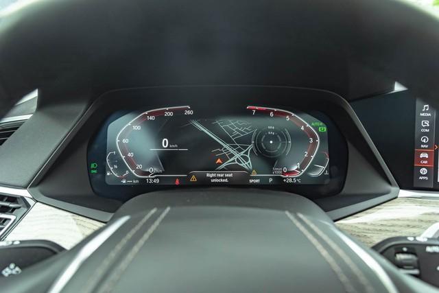 10 điểm cho thấy X7 là đỉnh cao công nghệ của BMW - Ảnh 4.