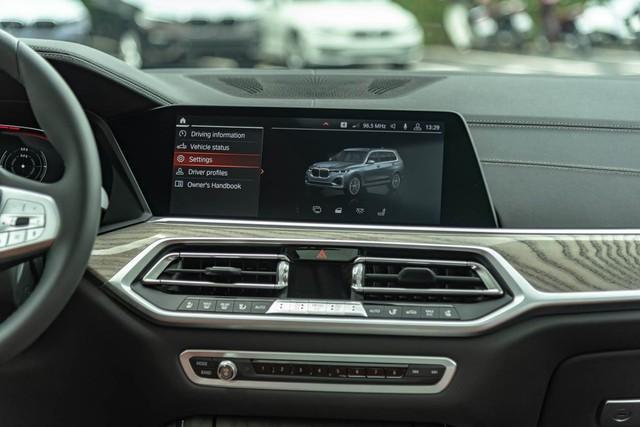 10 điểm cho thấy X7 là đỉnh cao công nghệ của BMW - Ảnh 5.