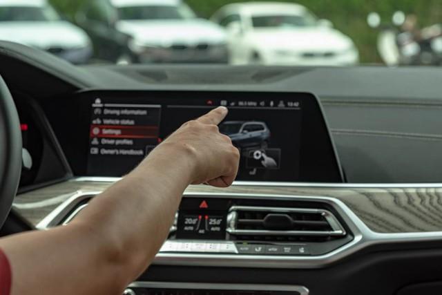 10 điểm cho thấy X7 là đỉnh cao công nghệ của BMW - Ảnh 7.