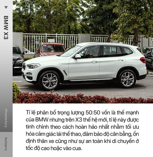 BMW X3 - Khi vận hành và an toàn được đặt lên hàng đầu - Ảnh 1.