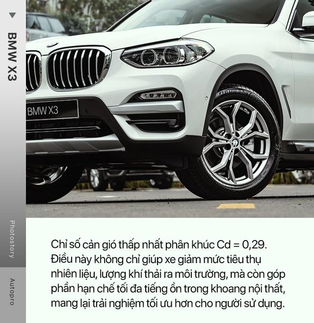 BMW X3 - Khi vận hành và an toàn được đặt lên hàng đầu - Ảnh 3.