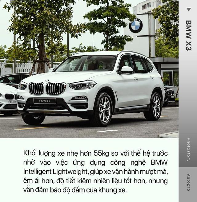 BMW X3 - Khi vận hành và an toàn được đặt lên hàng đầu - Ảnh 2.