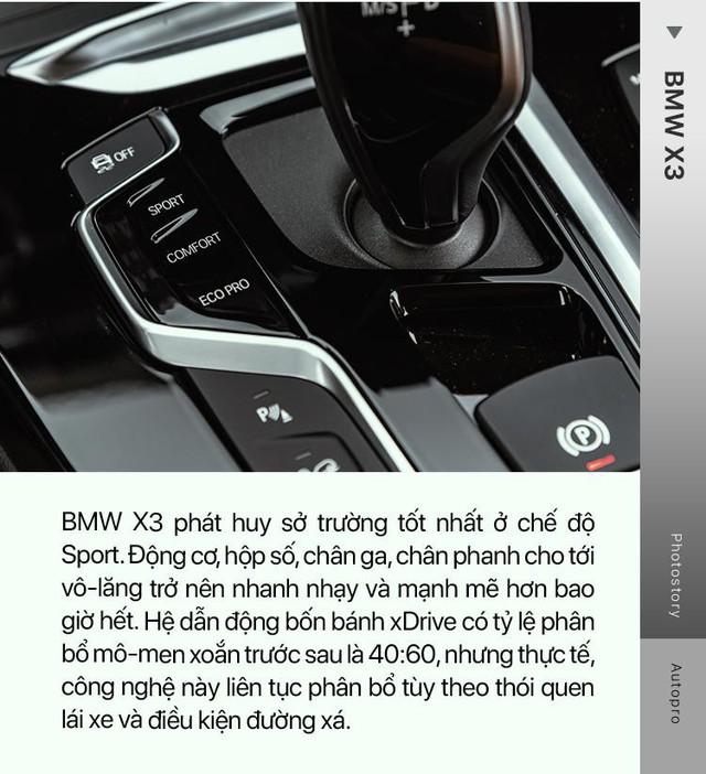 BMW X3 - Khi vận hành và an toàn được đặt lên hàng đầu - Ảnh 6.