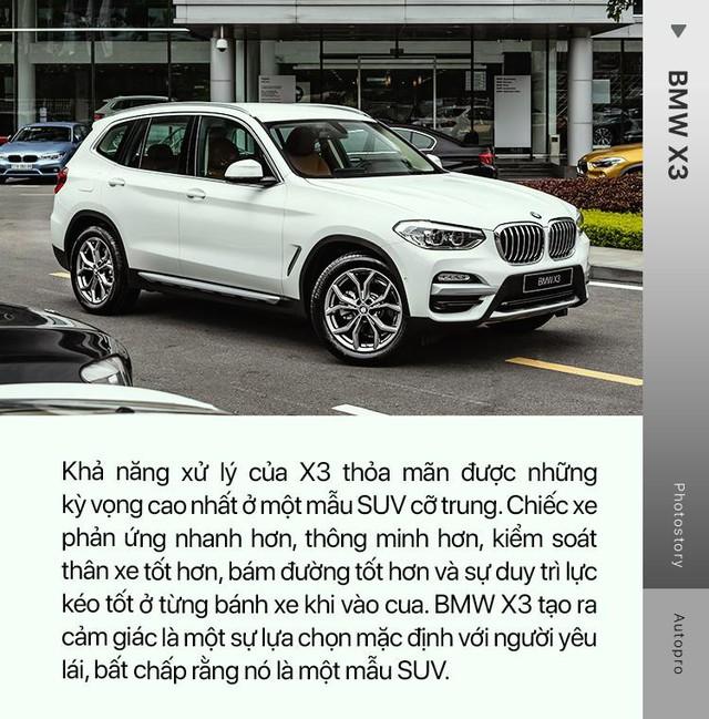 BMW X3 - Khi vận hành và an toàn được đặt lên hàng đầu - Ảnh 8.