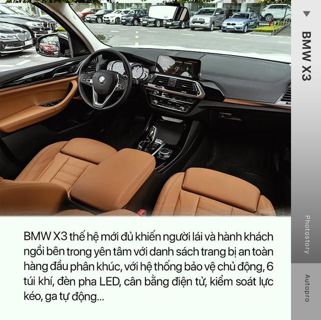 BMW X3 - Khi vận hành và an toàn được đặt lên hàng đầu - Ảnh 10.