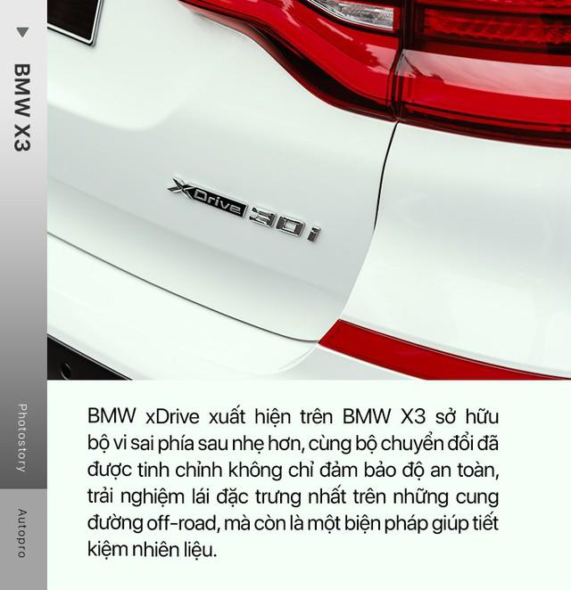 BMW X3 - Khi vận hành và an toàn được đặt lên hàng đầu - Ảnh 5.