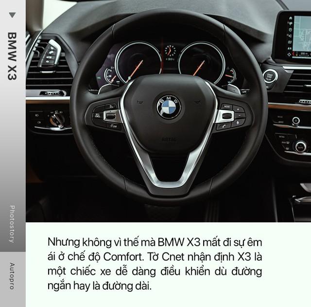 BMW X3 - Khi vận hành và an toàn được đặt lên hàng đầu - Ảnh 7.