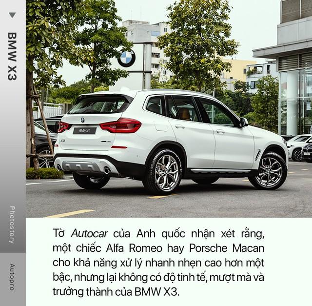 BMW X3 - Khi vận hành và an toàn được đặt lên hàng đầu - Ảnh 9.